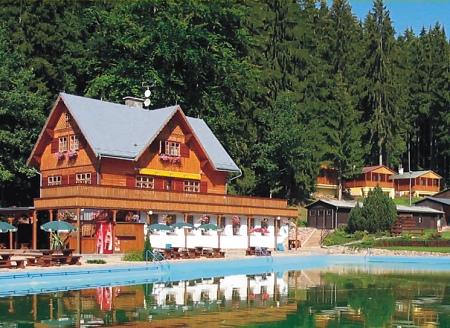 Retropark - Mladé Buky - Krkonoše - Hotel
